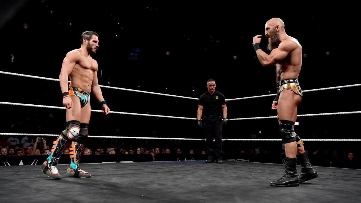 wwe nxt takeover new orleans gargano ciampa