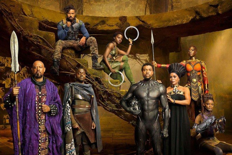 50 Black Panther