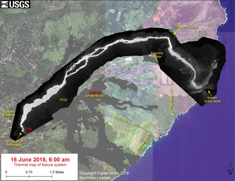 Map USGS 2