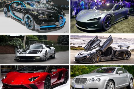 The Fastest Cars in the World, From Tesla to Ferrari And More