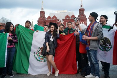 MexicoFans-WorldCup