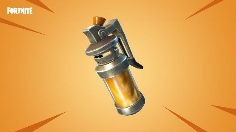 Fortnite Stink Bomb 44 update
