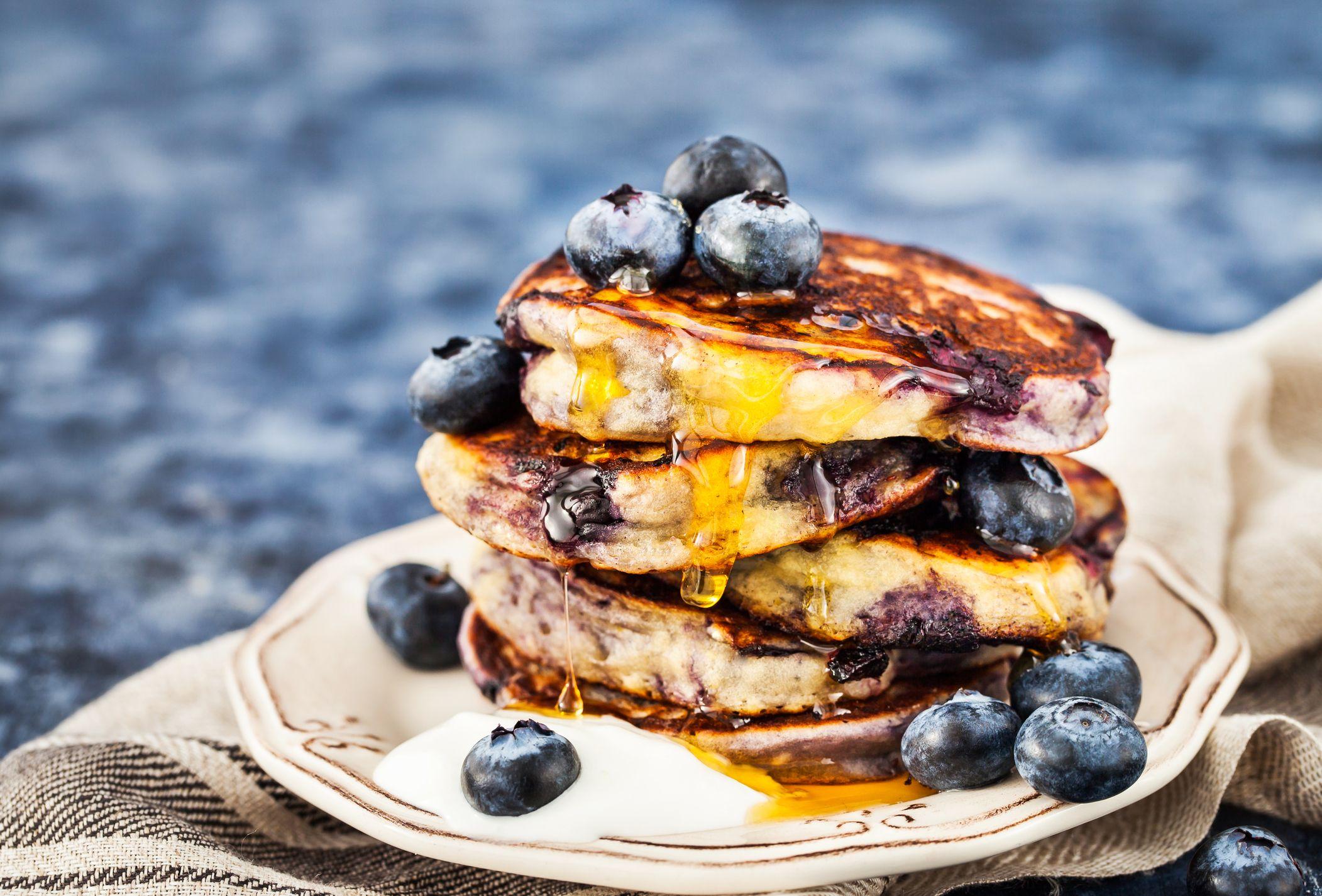 pancake-stock