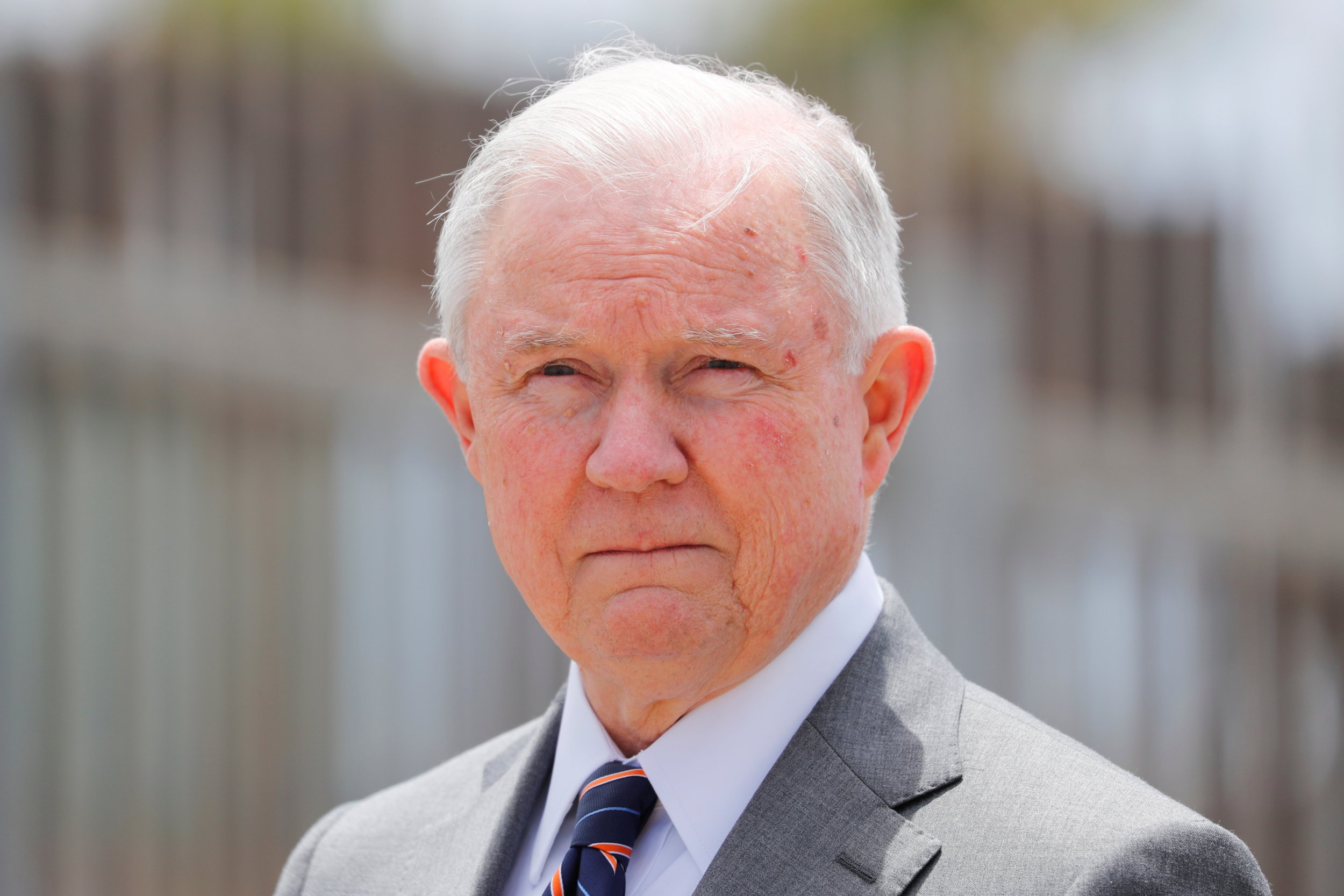 Jeff Sessions Charged With 'Child Abuse' by United Methodist Church After Implementing Child Separation Policy