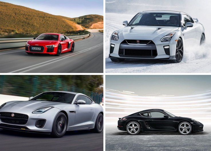 Luxury Sports Cars >> The Best Luxury Sports Cars Ranked By Affordability