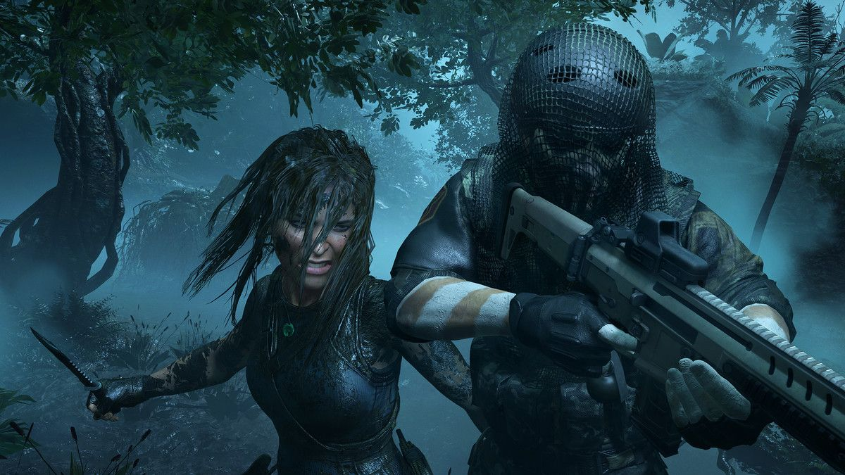 Shadow of the Tomb Raider E3 hands on demo