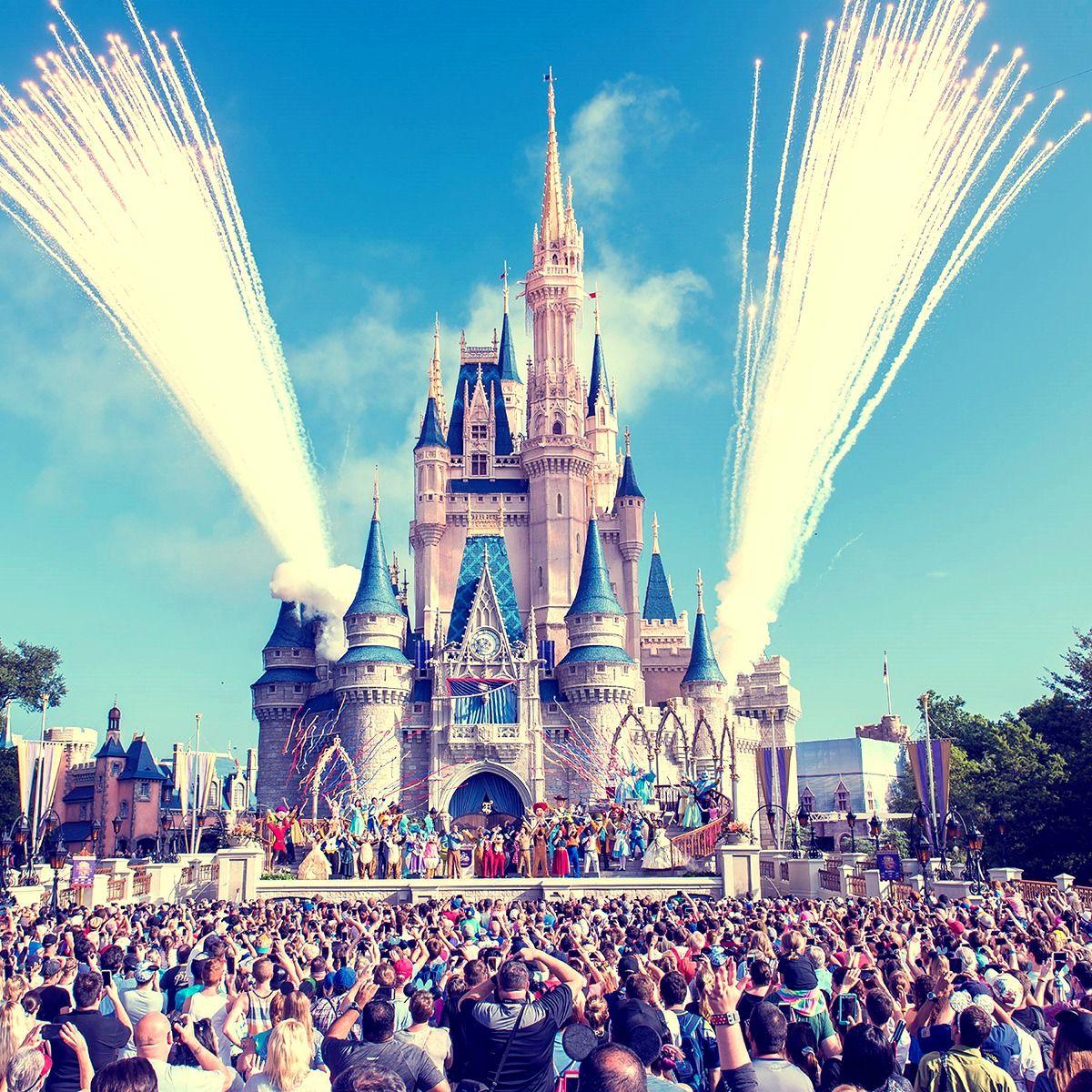 48 Walt Disney World