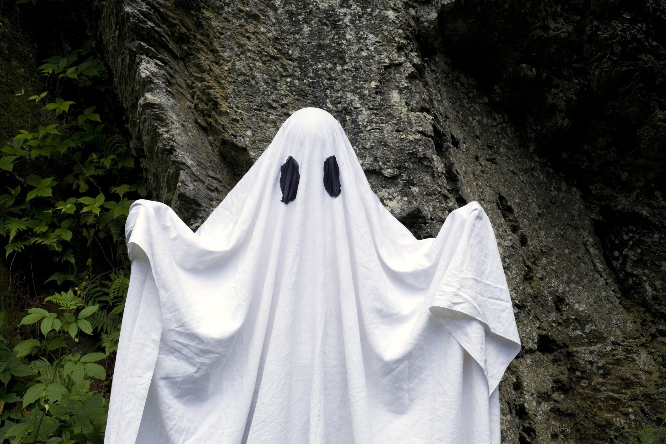 The Scientific Explanation for Seeing Ghosts at the End of Your Bed
