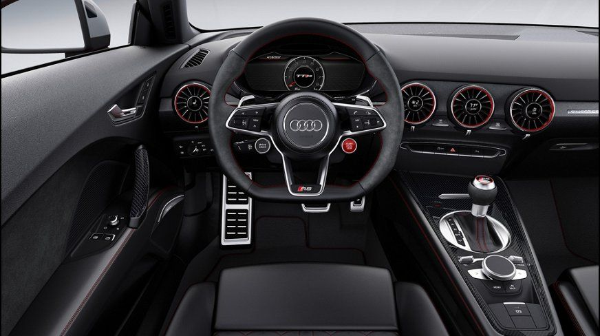 3 2018 Audi TT - Audi