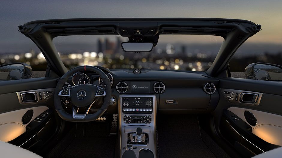 7 2018 Mercedes-Benz SLC-Class