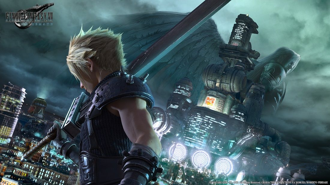 FFVII-Remake will develop characters more deeply