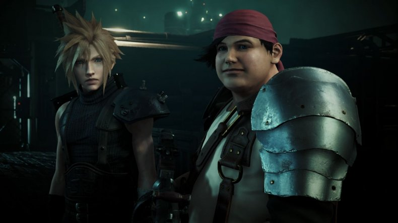 Cloud and friend from avalanche