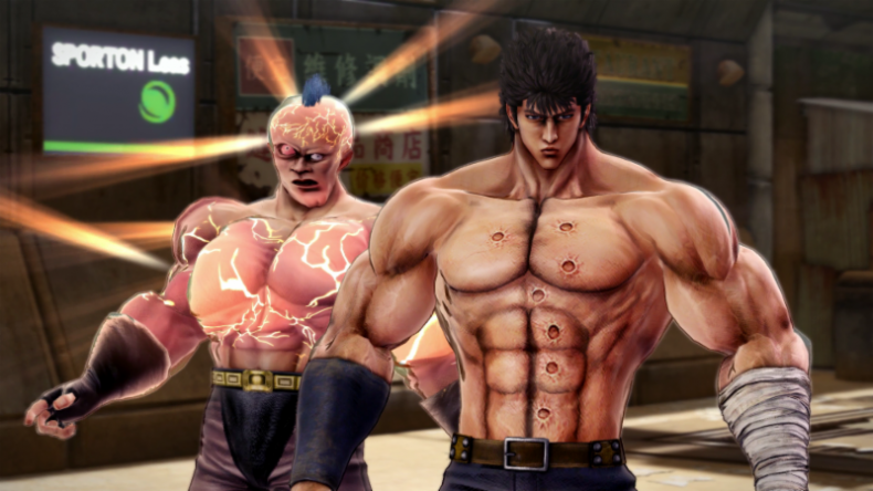 fist of the north star beef