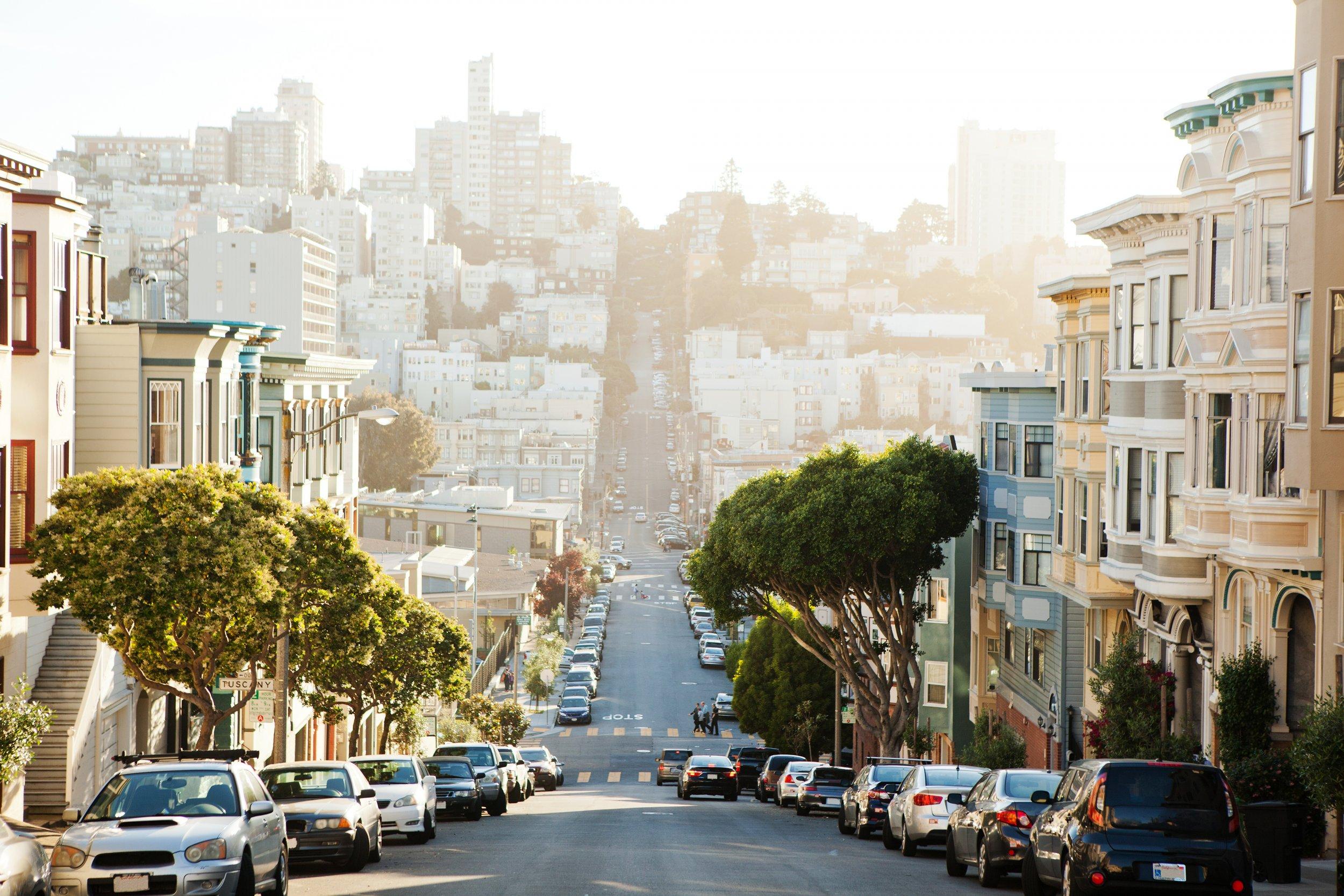 3 San Francisco