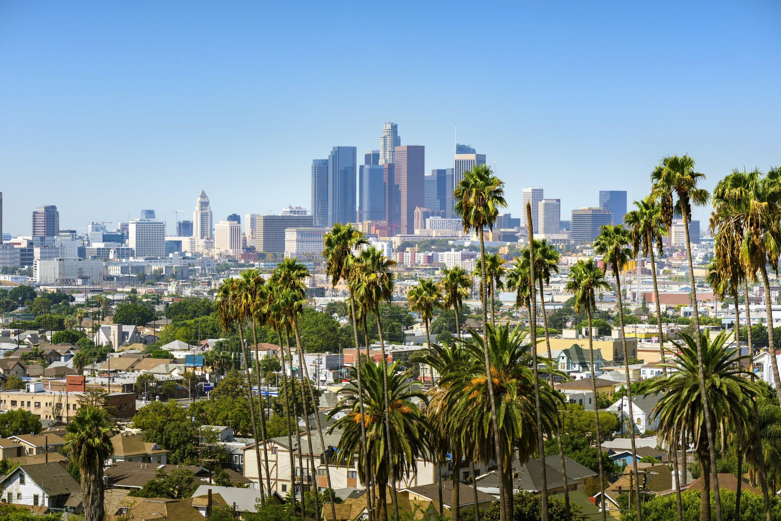 9 Los Angeles