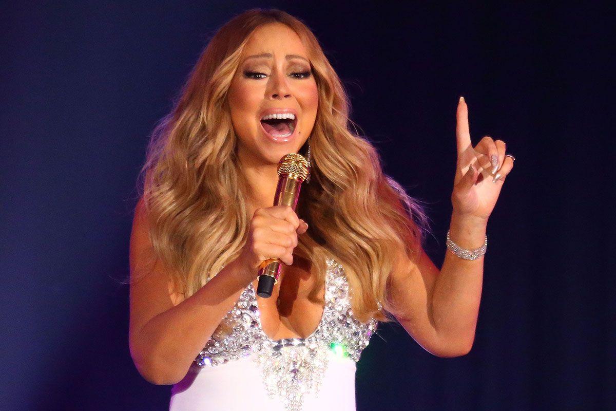10 Mariah Carey