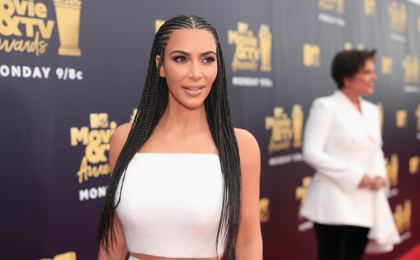 Kim Kardashian Wants Donald Trump to Win