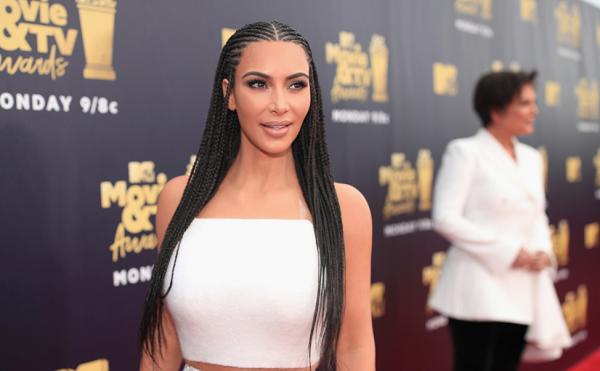 Kim Kardashian Wants Donald Trump to Win