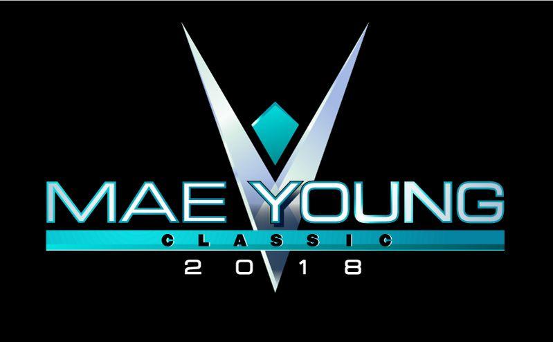 Mae Young Classic 2018 wwe logo