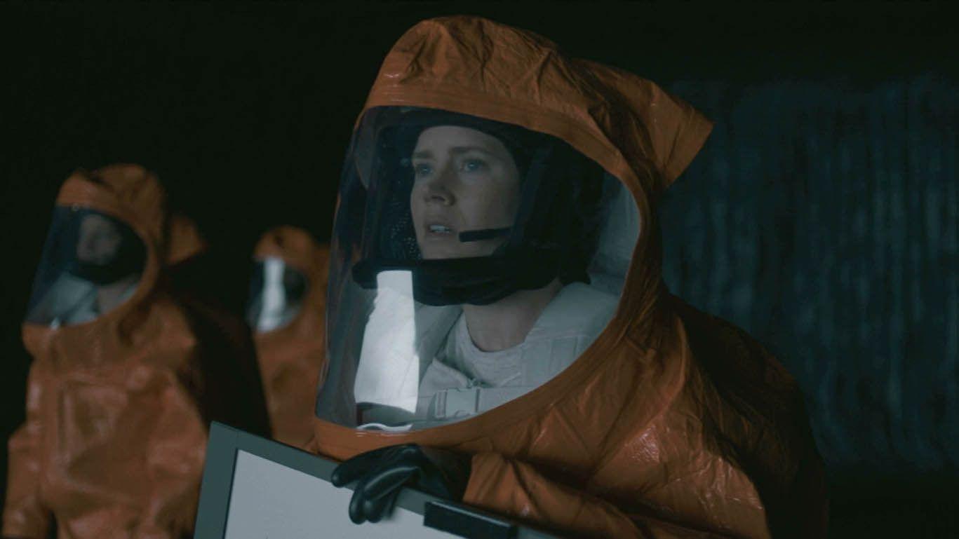 Amy Adams - Arrival