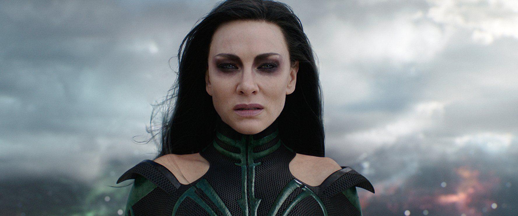 Cate Blanchett - Thor