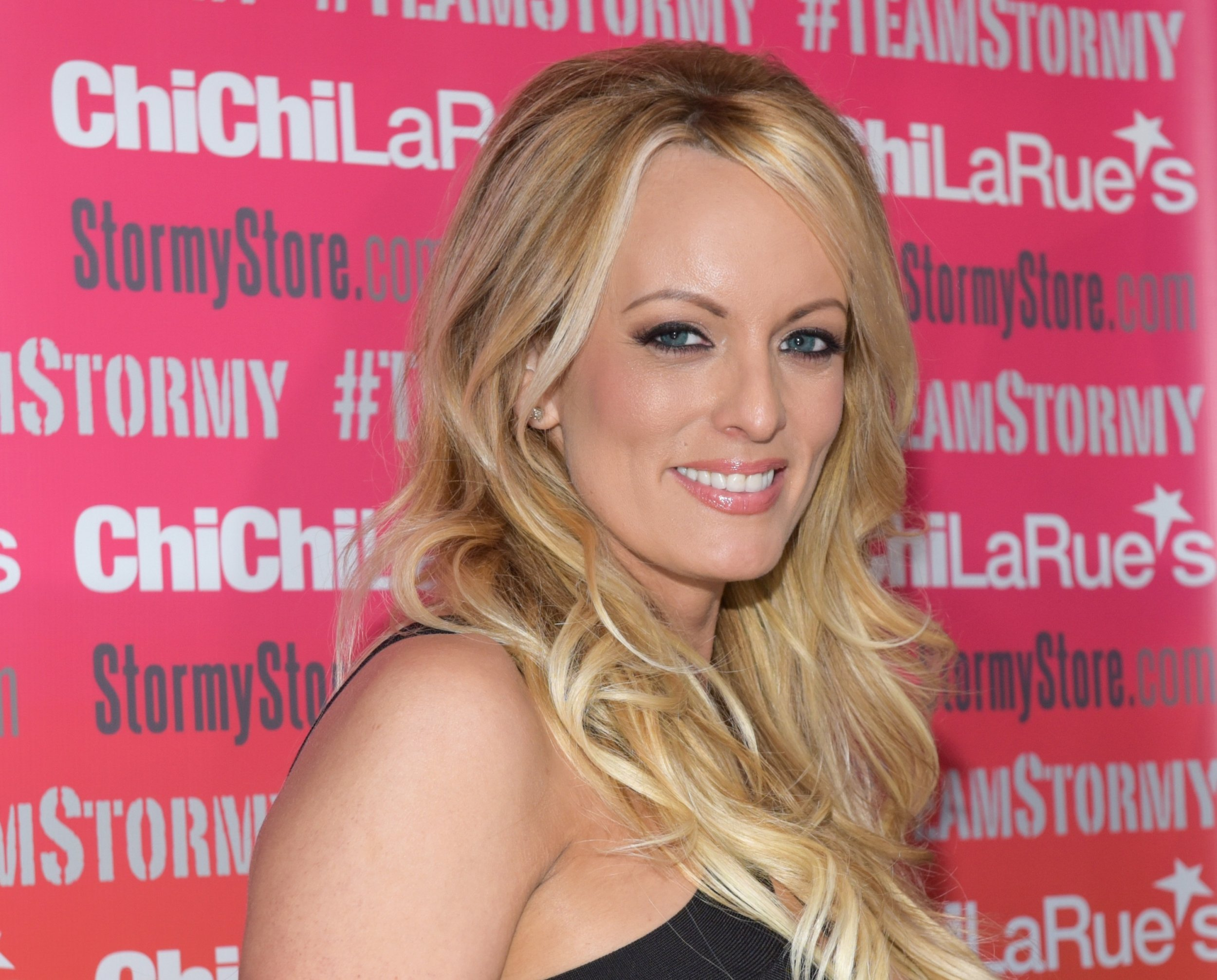 Stormy Daniels for president