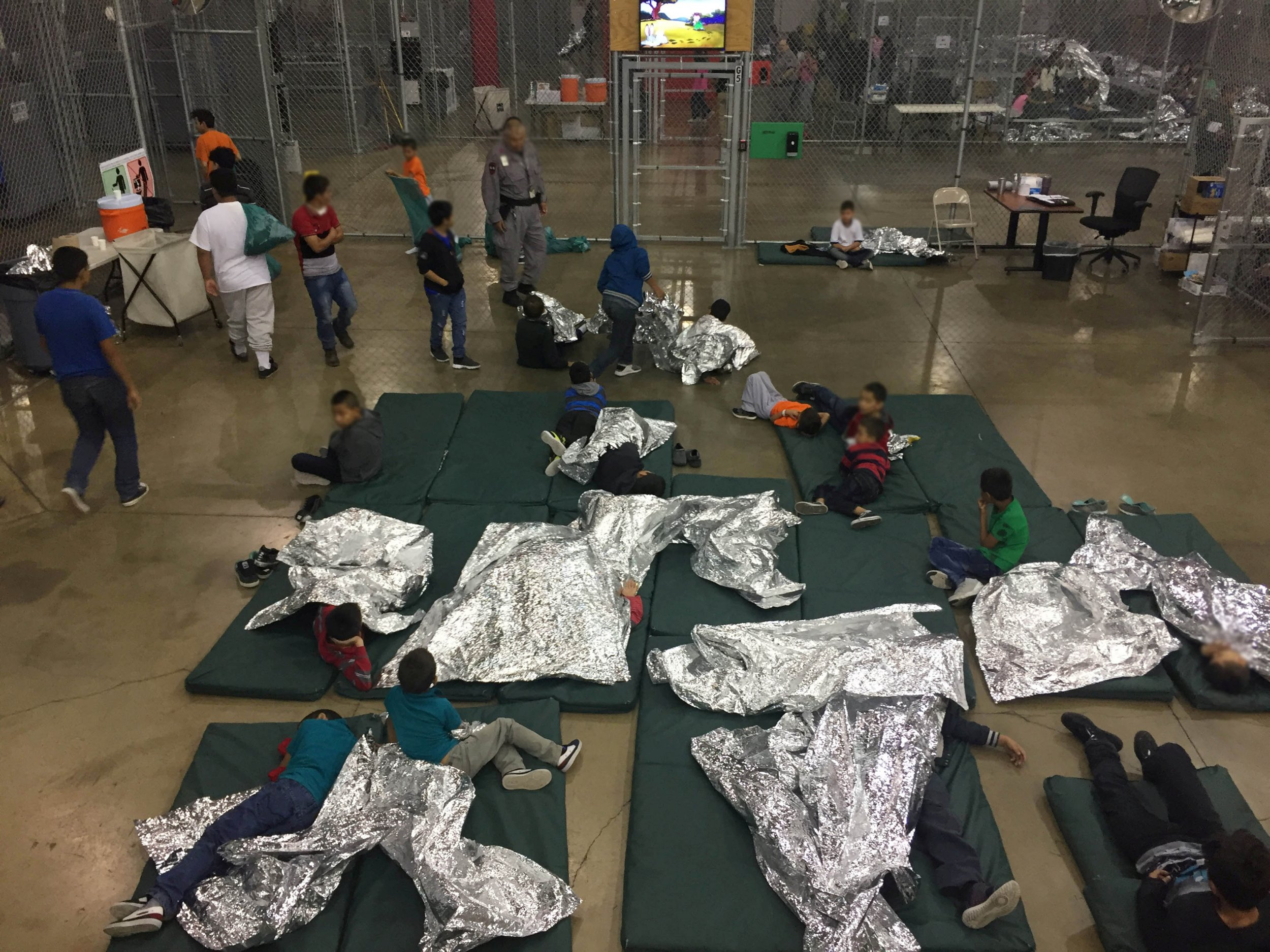 Child Detention Center