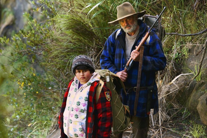 28 Hunt for the Wilderpeople