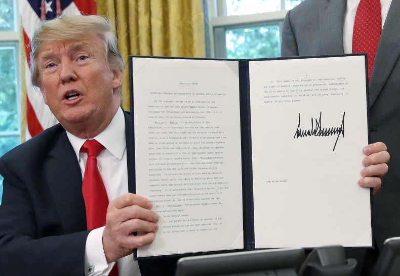 trump immigration executive order