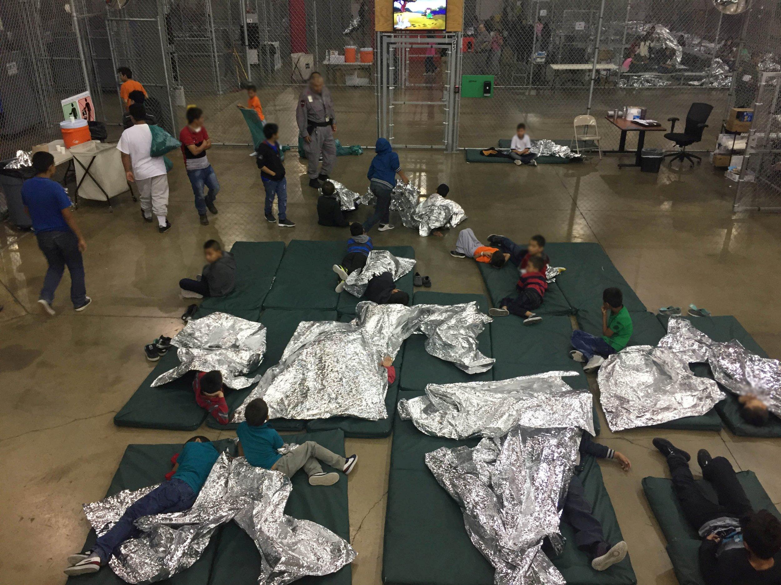 Child Detention Center