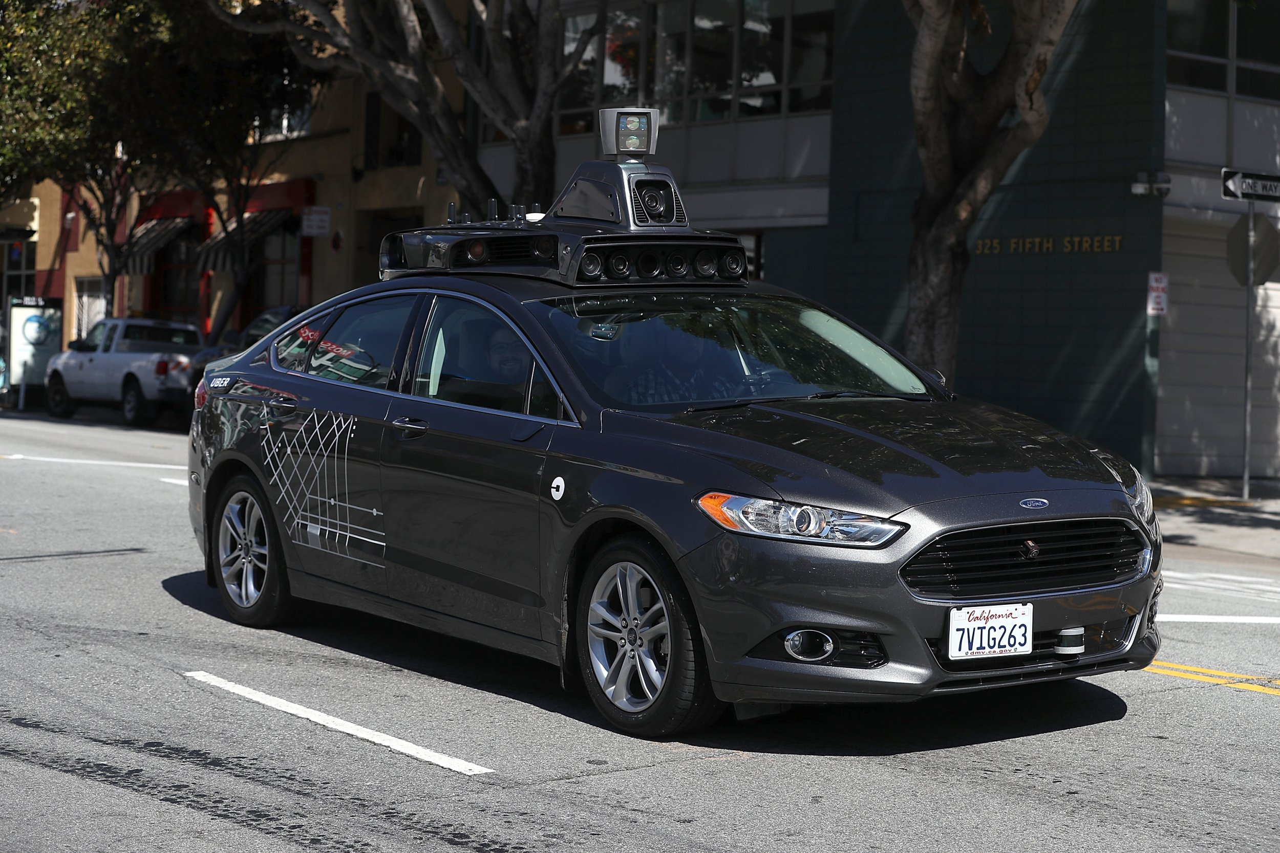 Self-Driving Uber Operator Was Watching Hulu at Time of Fatal Arizona Crash