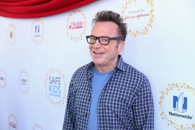 Tom Arnold Is Not ' F'ing Around About Trump Tapes
