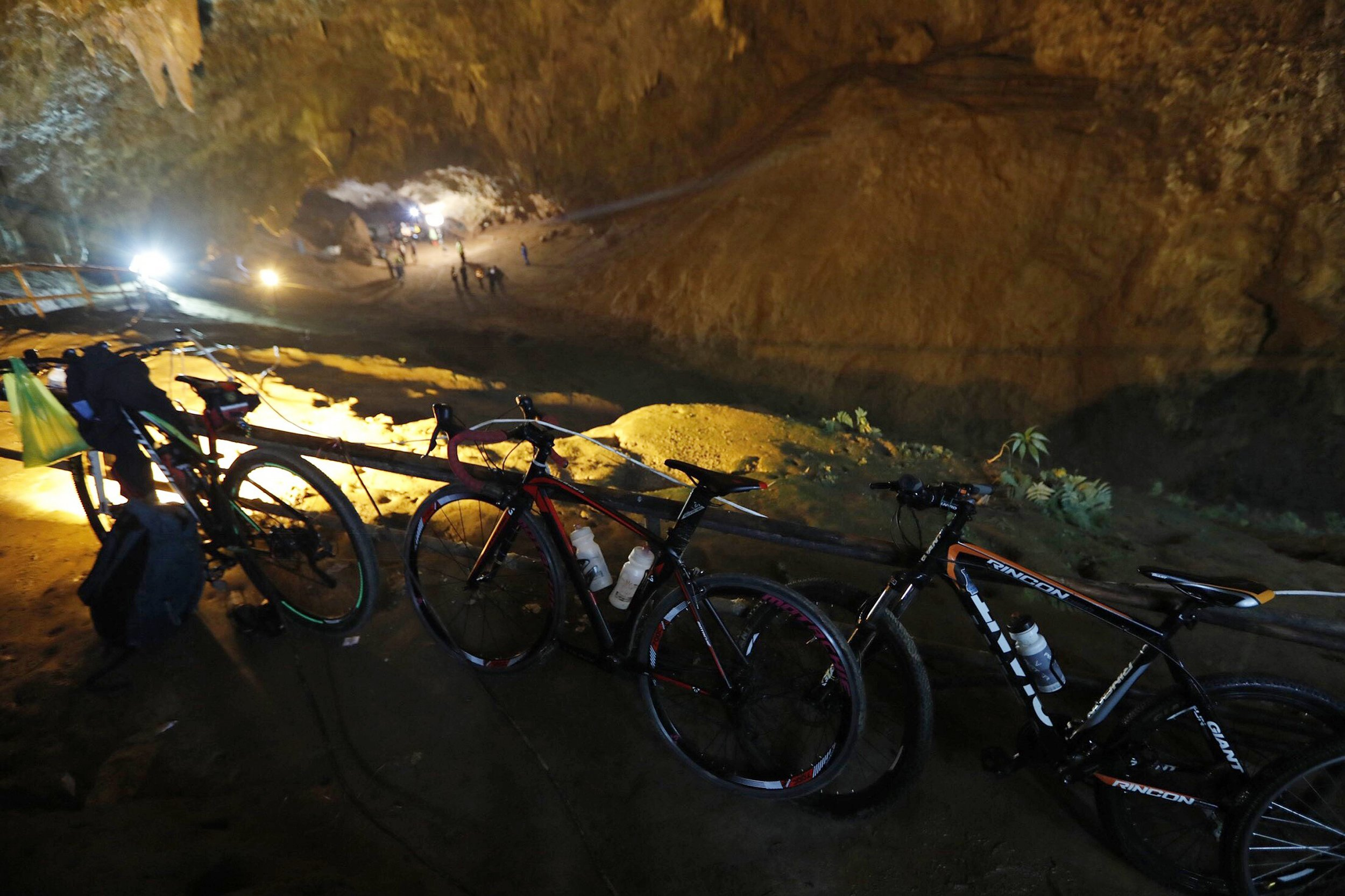 Teen Soccer Team Trapped in Cave Remain Missing