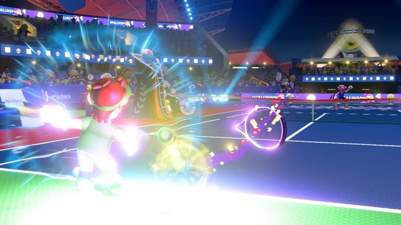 mario tennis aces racket break
