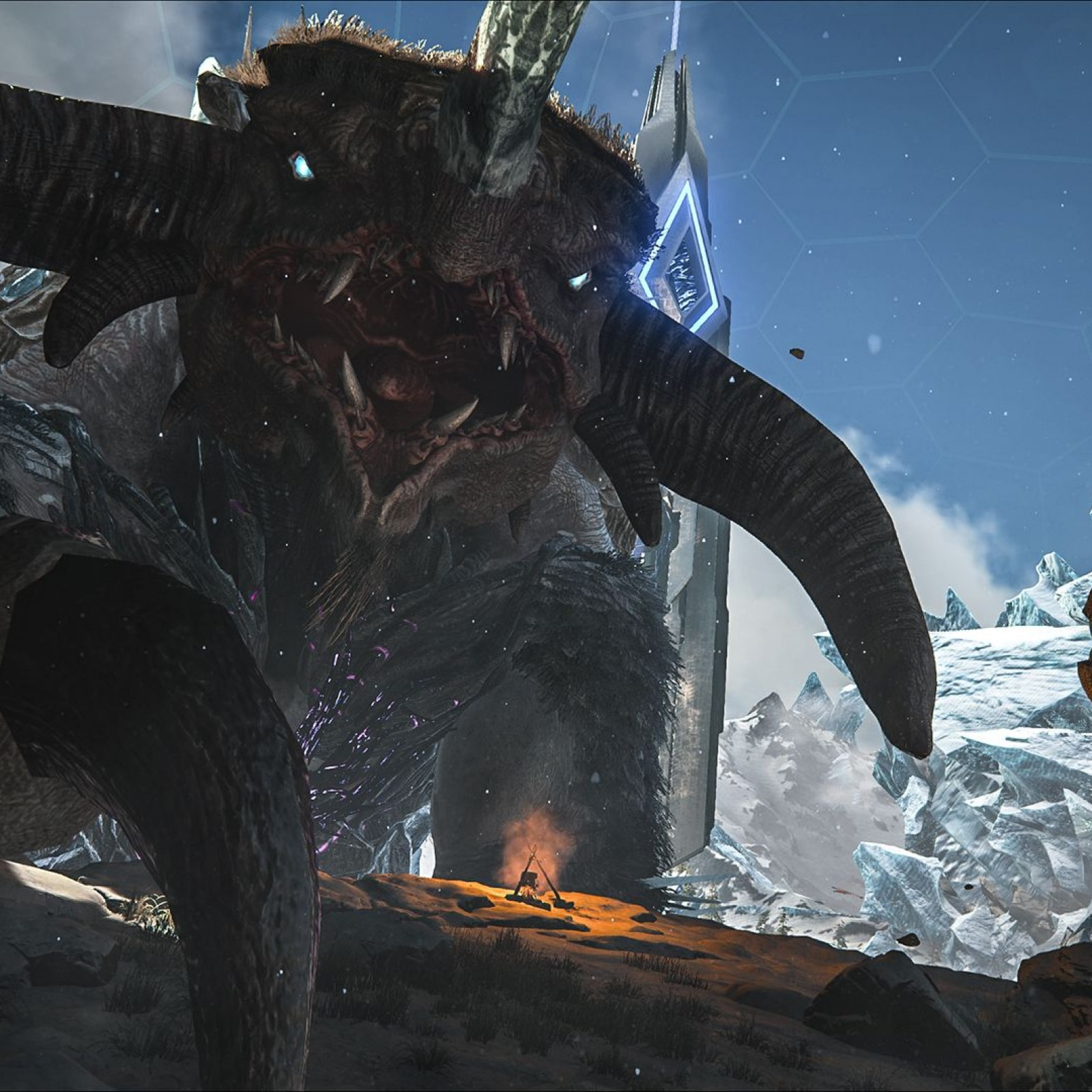 ARK: Survival Evolved' Devs Talk Extinction Dinos, PvE & The