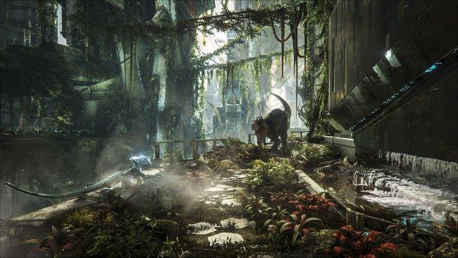 ARK: Survival Evolved' Devs Talk Extinction Dinos, PvE & The