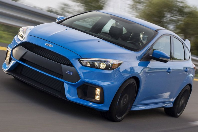 20 Ford Focus RS