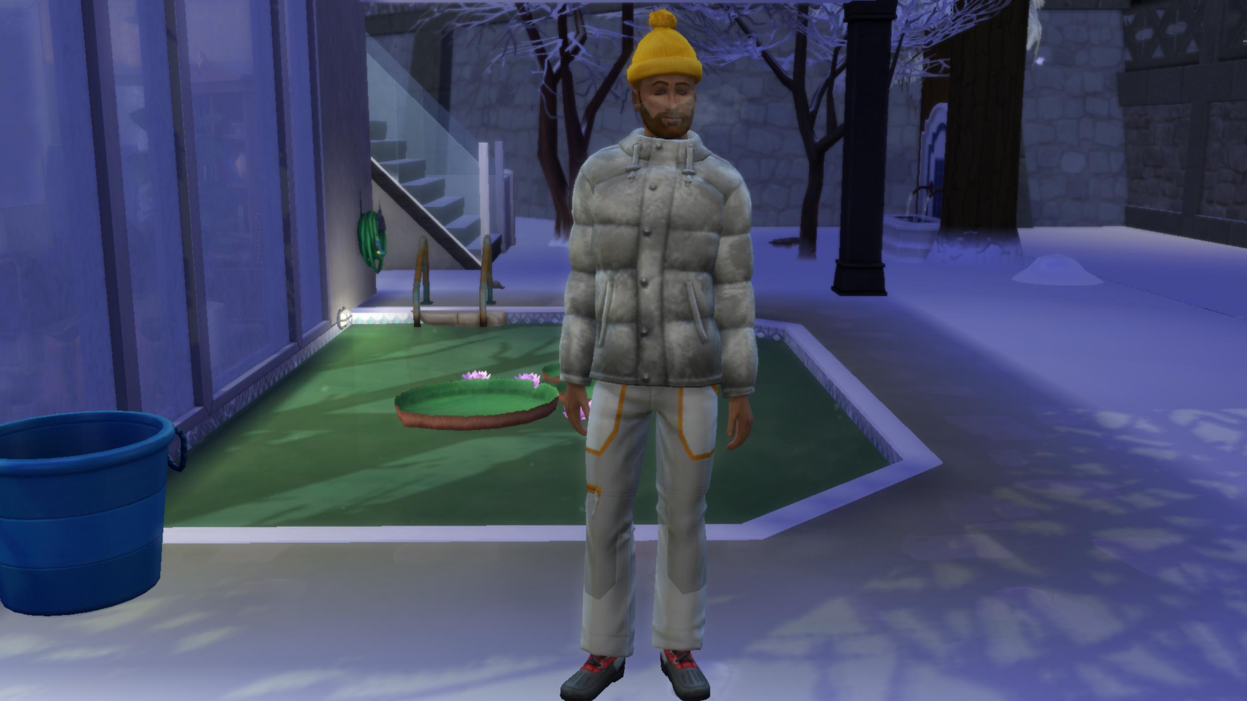 winter sims 4 seasons