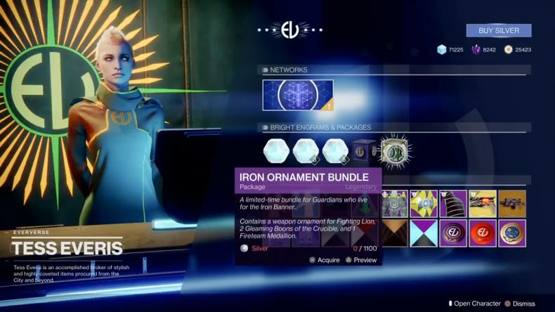 Destiny 2 Iron Ornament Bundle