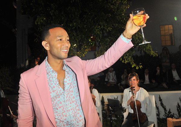 John Legend's New Rosé and 19 More Celebrity Wines to Try