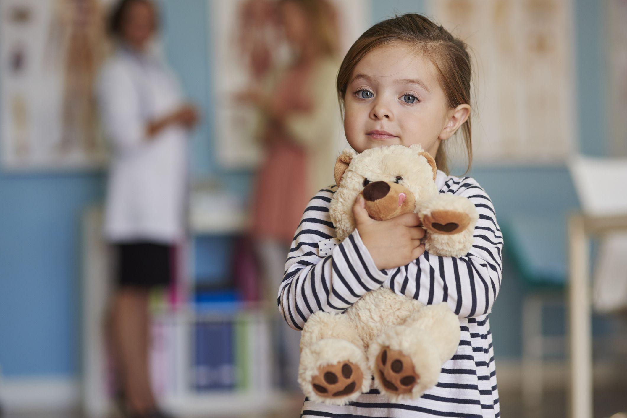 child-hospital-stock