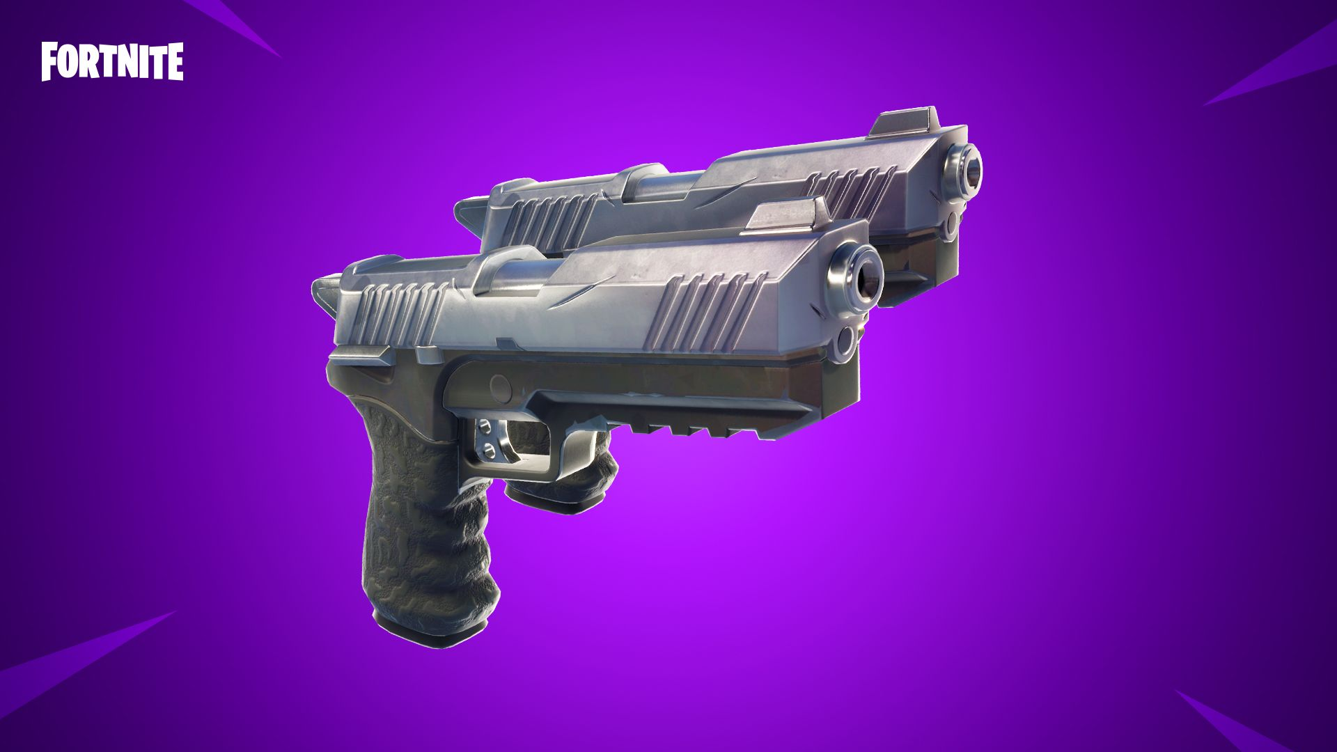 Fortnite Update 165 45 Adds Dual Pistols Back Blings