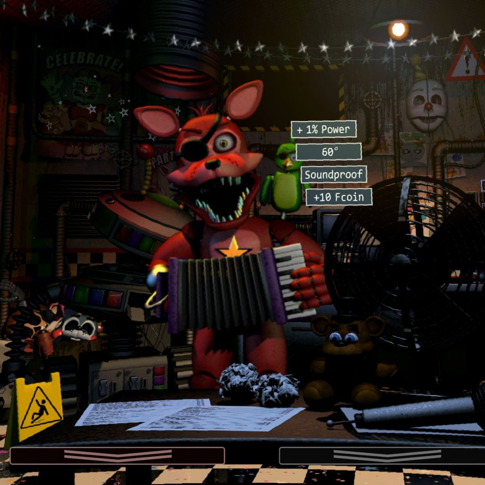 Ultimate Custom Night' Released for Free for 'Five Nights at