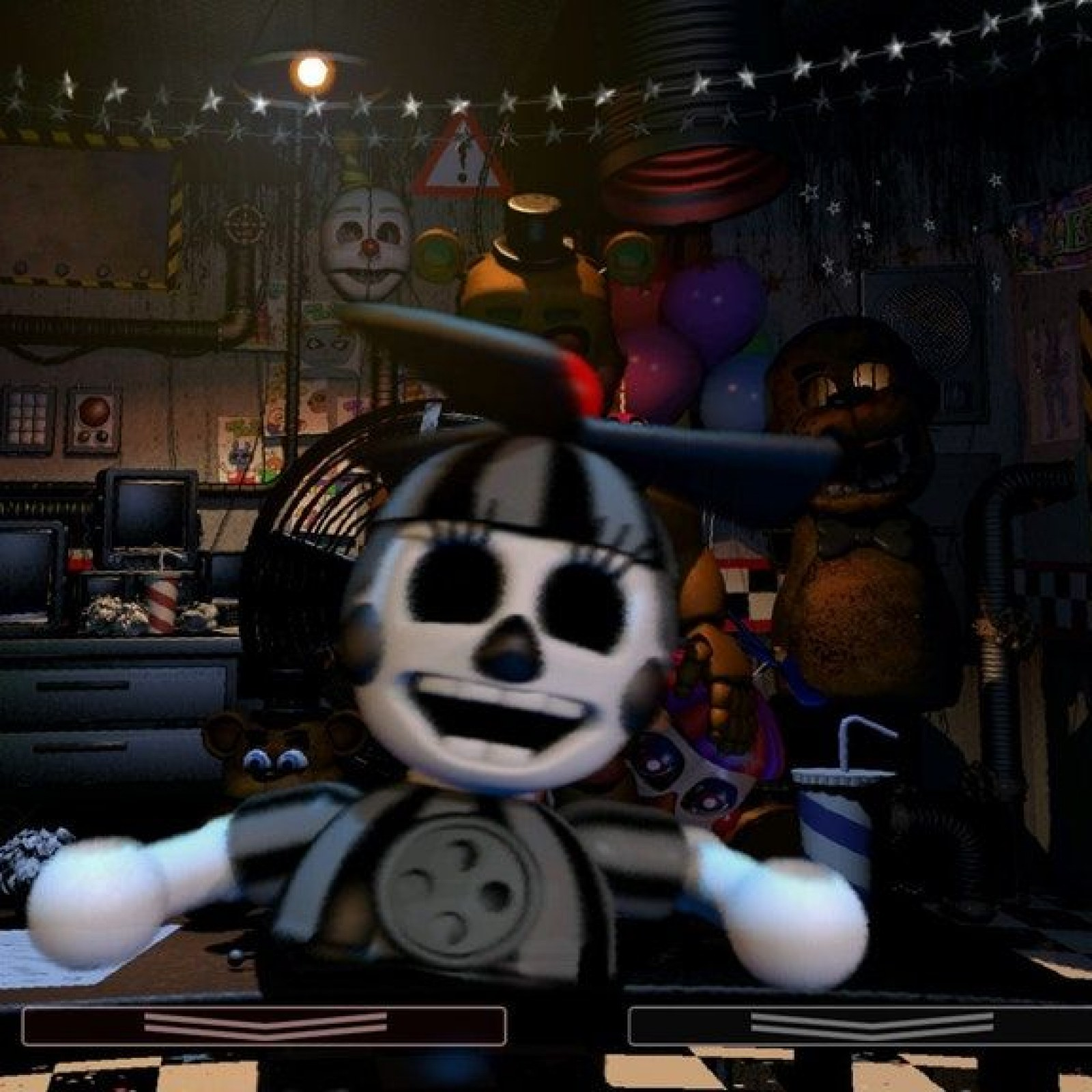 Ultimate Custom Night' Guide - Controls, Cutscenes, Tips